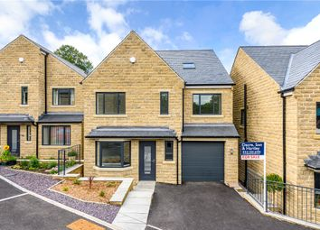 Thumbnail 5 bed detached house for sale in Church Lane, Birstall, Batley, West Yorkshire