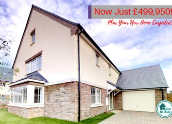 Thumbnail 5 bed detached house for sale in The Kestrel, Heyford Meadows, Hankelow