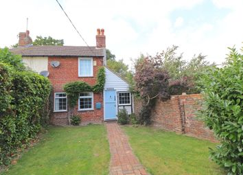 Thumbnail 2 bed cottage for sale in South Road, Hailsham, East Sussex