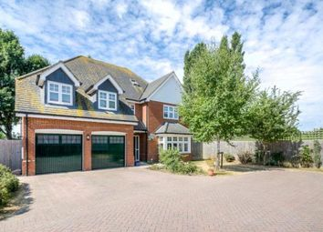 Thumbnail 6 bed detached house for sale in The Brambles, Great Barford, Bedford, Bedfordshire