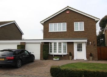Thumbnail 4 bed detached house for sale in Laking Avenue, Broadstairs