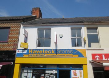 Thumbnail 1 bed flat to rent in Havelock Street, Town Centre, Swindon