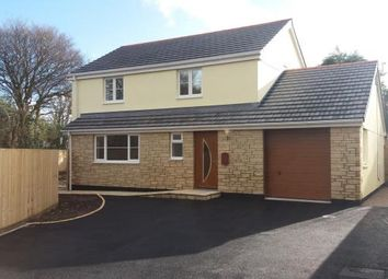 Thumbnail 3 bed detached house for sale in Penwithick, St. Austell, Cornwall