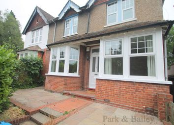 Thumbnail 2 bed maisonette to rent in Station Road, Whyteleafe