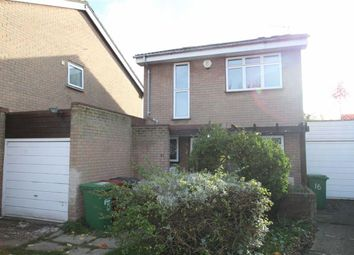 Thumbnail Detached house to rent in Gilmore Close, Langley, Slough