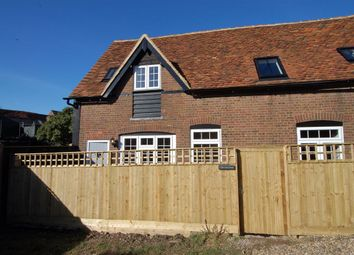 Thumbnail 2 bed semi-detached house to rent in New Road, Princes Risborough