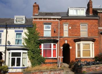 Thumbnail 4 bed terraced house for sale in Thirlwell Road, Sheffield, South Yorkshire