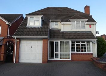 Thumbnail 4 bed detached house to rent in 12 Redcliff, Amington Fields, Tamworth