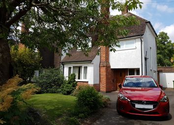 Thumbnail 3 bed detached house for sale in Thurnview Road, Leicester