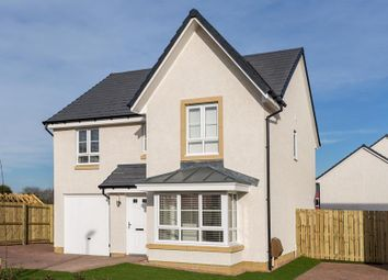 """Thumbnail 4 bedroom detached house for sale in """"Dunvegan"""" at Auchinleck Road, Glasgow"""