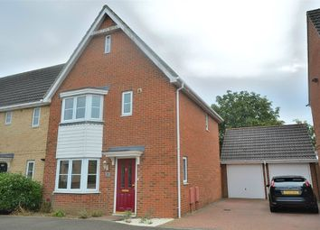 Thumbnail 3 bed semi-detached house to rent in Woodlands Park Drive, Dunmow