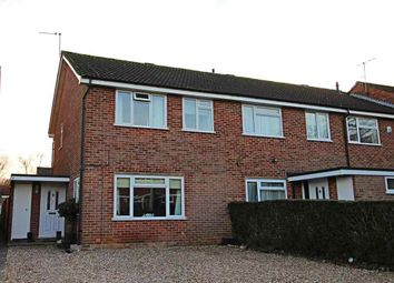 Thumbnail 3 bed end terrace house for sale in Meldrum Close, Enborne, Newbury
