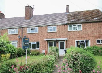 Thumbnail 3 bed terraced house for sale in Manor Close, Witchford, Ely