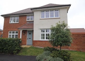 Thumbnail 4 bed detached house for sale in Archer Road, Marden, Tonbridge