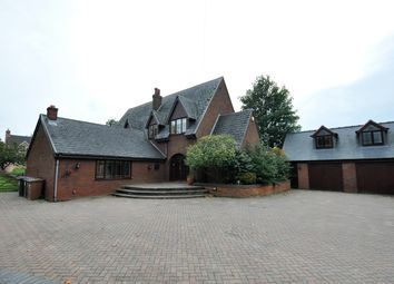 Thumbnail 6 bed detached house for sale in Mill Street, Coton-In-The-Elms, Swadlincote