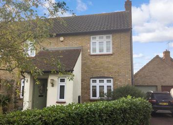 Thumbnail 3 bed semi-detached house for sale in Peel Place, Clayhall, Ilford, Essex