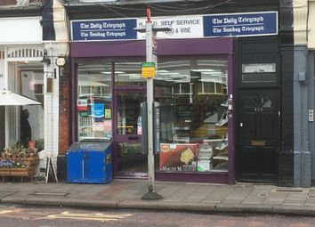 Thumbnail Retail premises for sale in Richmond Road, East Twickenham