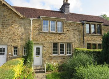 Thumbnail 2 bed terraced house for sale in Calver Road, Baslow, Bakewell