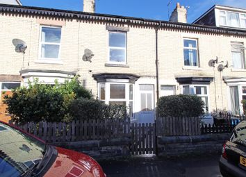Thumbnail 3 bedroom terraced house to rent in Chatsworth Place, Harrogate