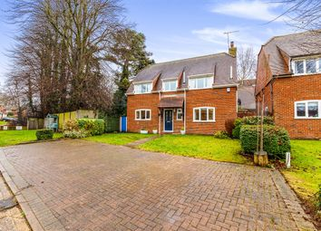 Thumbnail 4 bed detached house for sale in Orchard Close, Ware