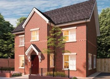 Thumbnail 4 bedroom detached house for sale in Crescent Road, Manchester