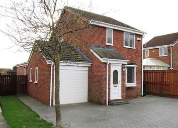 Thumbnail 4 bed detached house for sale in Apple Close, Newcastle Upon Tyne