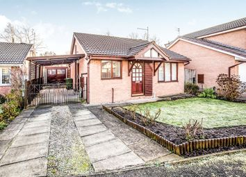 Thumbnail 2 bedroom detached bungalow for sale in Tarn Close, Winsford