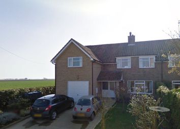 Thumbnail 4 bed semi-detached house for sale in Millthorpe, Sleaford