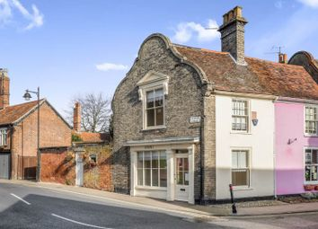 Thumbnail Retail premises for sale in Earsham Street, Bungay, Suffolk