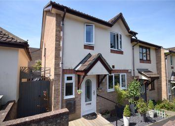 Thumbnail 3 bed end terrace house for sale in Kingsmead Drive, Torrington