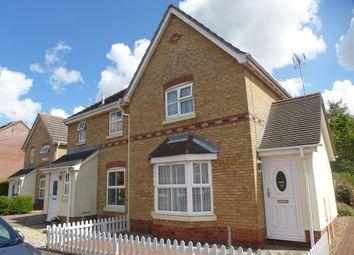 Thumbnail 3 bedroom semi-detached house for sale in Elmers Lane, Kesgrave, Ipswich