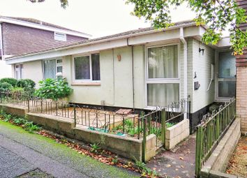 Thumbnail 2 bed semi-detached bungalow for sale in Downfield Drive, Plympton, Plymouth