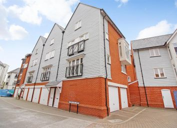 Thumbnail 3 bed end terrace house for sale in Tannery Way North, Canterbury