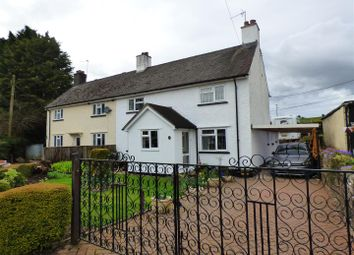 Thumbnail 3 bed semi-detached house for sale in Wayne Close, Llanishen, Chepstow