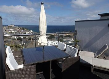 Thumbnail 4 bed terraced house for sale in Mount Wise, Newquay, Cornwall