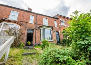 Thumbnail 4 bed terraced house for sale in Rowley Street, Walsall, West Midlands