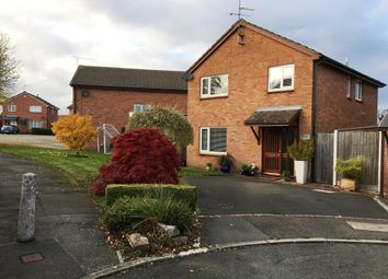 Thumbnail 4 bed detached house for sale in Mallow Close, Huntington, Chester