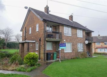 Thumbnail 1 bed flat for sale in Swinnow Green, Pudsey