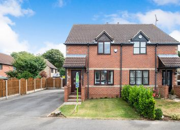 Thumbnail 3 bed semi-detached house for sale in Hunters Chase, Dinnington, Sheffield