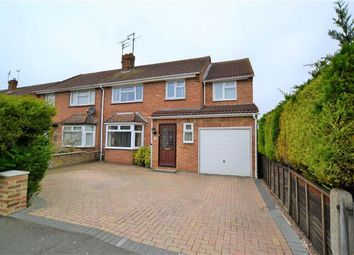 Thumbnail 4 bedroom semi-detached house for sale in Ridgeway Road, Swindon