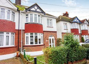 Thumbnail 4 bed semi-detached house for sale in Abbey Road, Gillingham