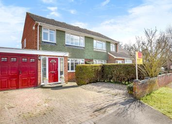 Thumbnail 3 bed semi-detached house for sale in Parkside Road, Thatcham