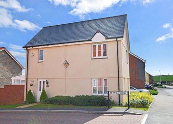 Thumbnail 3 bedroom detached house for sale in Wheatsheaf, Cranbrook, Exeter