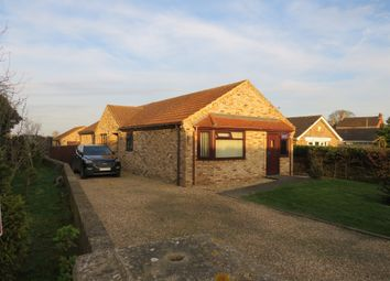 Thumbnail 5 bed detached bungalow for sale in Scothern Lane, Langworth, Lincoln