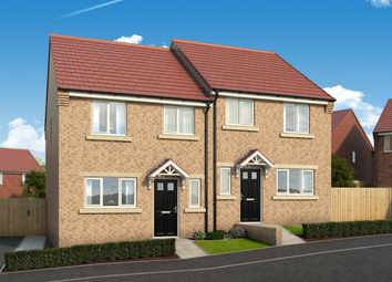 "Thumbnail 3 bed property for sale in ""The Larch At The Garth, West Denton"" at Dunblane Crescent, West Denton, Newcastle Upon Tyne"