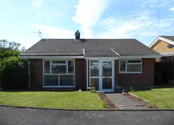 Thumbnail 3 bed detached bungalow for sale in Wyebank Close, Tutshill, Chepstow, Monmouthshire