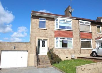Thumbnail 4 bed semi-detached house for sale in Fetlar Drive, Simshill