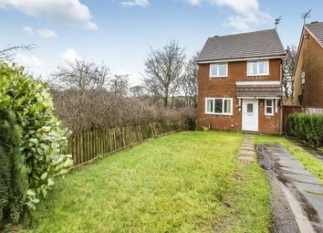 Thumbnail 3 bedroom detached house for sale in Winterley Drive, Huncoat, Accrington, Lancs