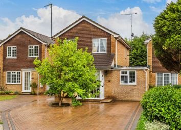 Thumbnail 4 bedroom link-detached house for sale in St Hildas Close, Pound Hill, Crawley