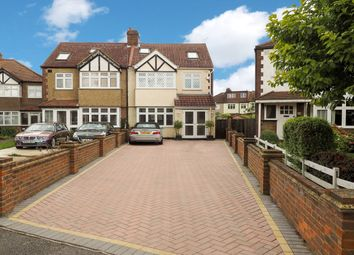 Thumbnail 5 bed semi-detached house for sale in Northfield Crescent, Cheam, Sutton